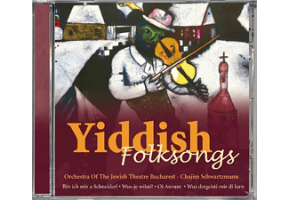 Chajim Orchestra Of The Jewish Theatre Bucharest - Yiddish Folkssong - (CD)