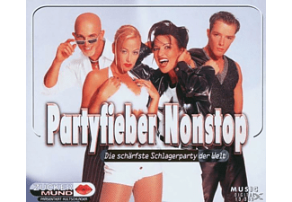 Zuckermund - Partyfieber Nonstop - (Maxi Single CD)