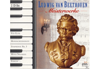 Hermann/dp/+ Prey - Beethoven Meisterwerke - (CD)