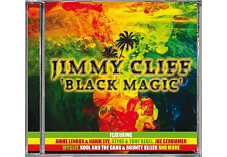 Jimmy Cliff - Black Magic - (CD)