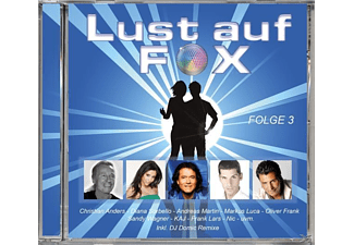 VARIOUS - Lust Auf Fox Vol.3 - (CD)