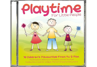 VARIOUS - Playtime-For Little People - (CD)