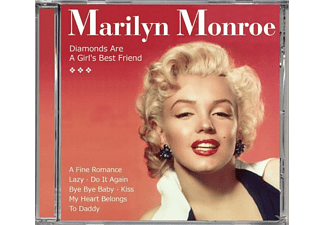 Marilyn Monroe - Diamonds Are A Girl's Best Friend [CD]