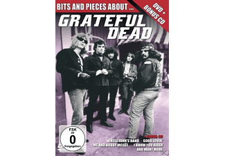 Grateful Dead - Grateful Dead/Bits And Pieces - (DVD + CD)