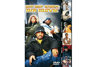 Shaquille Puff Daddy/mack 10/xzibit/o'neal - The Hip Hop Story: Tha Movie [DVD]