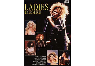 VARIOUS - Ladies Desire [DVD]