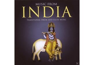 VARIOUS - Music From India - (CD)