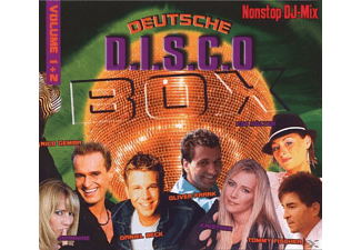 VARIOUS - Deutsche D.I.S.C.O.Box [CD]