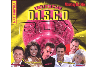 VARIOUS - Deutsche D.I.S.C.O. [CD]