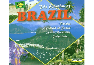 Camino De Lobo - Rhythm Of Brazil [CD]