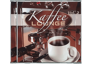 VARIOUS - Kaffee Lounge Vol.2 - (CD)