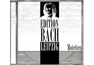 Edition Bach Leipzig - Motetten [CD]