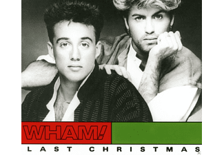 Wham! - Last Christmas - (Maxi Single CD Extra/Enhanced)
