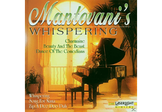 VARIOUS - Mantovani's Whispering [CD]
