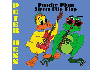 Peter Henn - Punchy Plum Meets Flip Flap - (CD)
