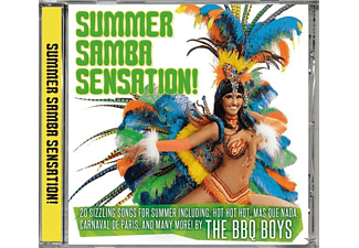 The Bbq Boys - Summer Samba Sensation! [CD]