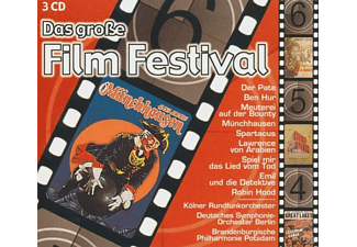 VARIOUS - Das Grosse Film Festival [CD]