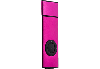 GOLDMASTER Slim8 8 GB MP3 Player Pembe