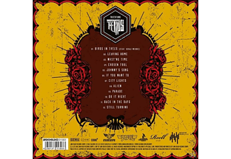 The Tips - Twists'n'turns - (CD)