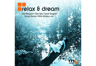 VARIOUS - Relax & Dream (My Jazz) - (CD)