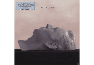 How To Dress Well - Total Loss (Vinyl+Mp3) - (LP + Download)