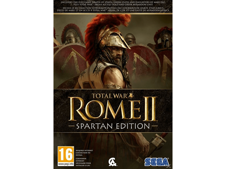 Total War: Rome II Spartan Edition PC gaming   offline pc παιχνίδια pc computing   tablets   offline παιχνίδια pc gami