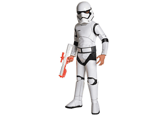 Star Wars Episode 7 Super Deluxe Stormtrooper Kostüm für Kinder, L