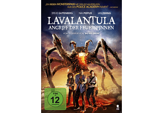 Lavalantula - Angriff der Feuerspinnen - (DVD)