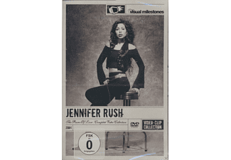 Jennifer Rush - Video-Clip Collection: Jennifer Rush - The Power Of Love [DVD]