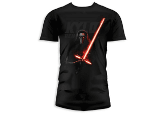 Star Wars Episode 7 T-Shirt Kylo Ren Lichtschwert, L
