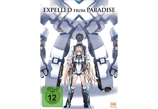 Expelled From Paradise - (DVD)