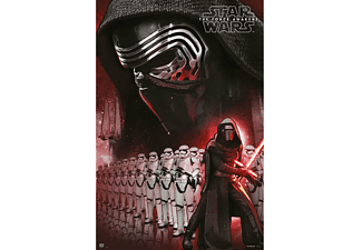 Star Wars: Episode 7 Poster First Order Collage Kylo Ren & Stormtroopers