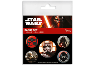 Star Wars Episode 7 Button Set (5-teilig) The First Order