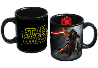 Star Wars Tasse Kylo Ren und Star Wars Vii Logo Episode 7