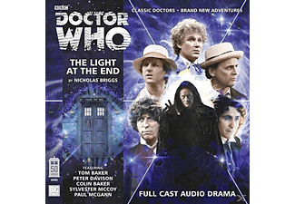 Doctor Who: The Light At The End - 0 CD - Science Fiction/Fantasy