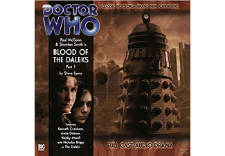 Doctor Who: Blood Of The Daleks Part 1 - 1 CD - Science Fiction/Fantasy