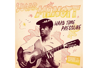 Sugar Minott - Hard Time Pressure - (Vinyl)