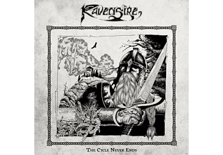 Ravensire - The Cycle Never Ends - (CD)