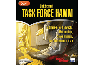 Task Force Hamm - 1 MP3-CD - Krimi/Thriller