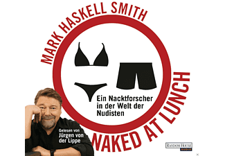 Naked at Lunch - 4 CD - Humor/Satire