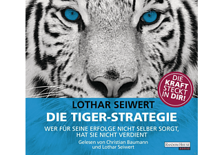 Die Tiger-Strategie - 2 CD - Hörbuch