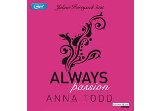 Always passion - 1 MP3-CD - Unterhaltung
