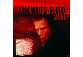 Tom Waits - Blood Money - (CD)
