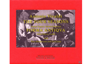 Forma Antiqva - The Four Seasons - (CD)