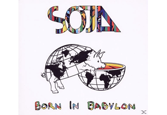 Soja - Born In Babylon - (CD)
