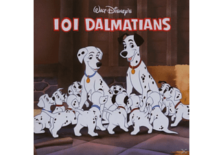 VARIOUS - 101 Dalmatians (101 Dalmatiner) - Engl. Version - (CD)
