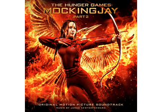 Hunger Games Mockingjay Part 2 (OST) CD
