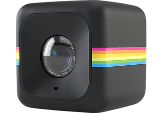 polaroid cube plus action cam bildstabilisator schwarz. Black Bedroom Furniture Sets. Home Design Ideas