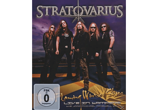 Stratovarius - Under Flaming Winter Skies-Live In Tampere - (Blu-ray)