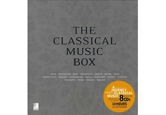 The Classical Music Box, Bücher (Gebunden)